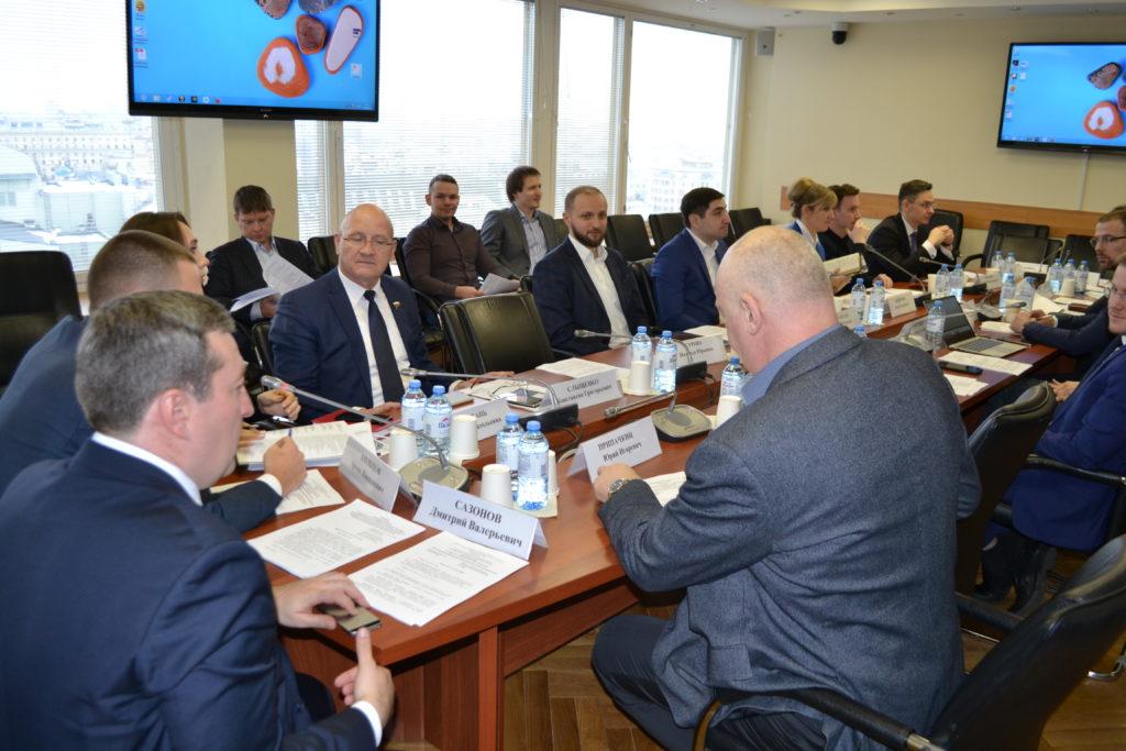 Армен Манукян Государственная Дума Обсуждение Больших данных