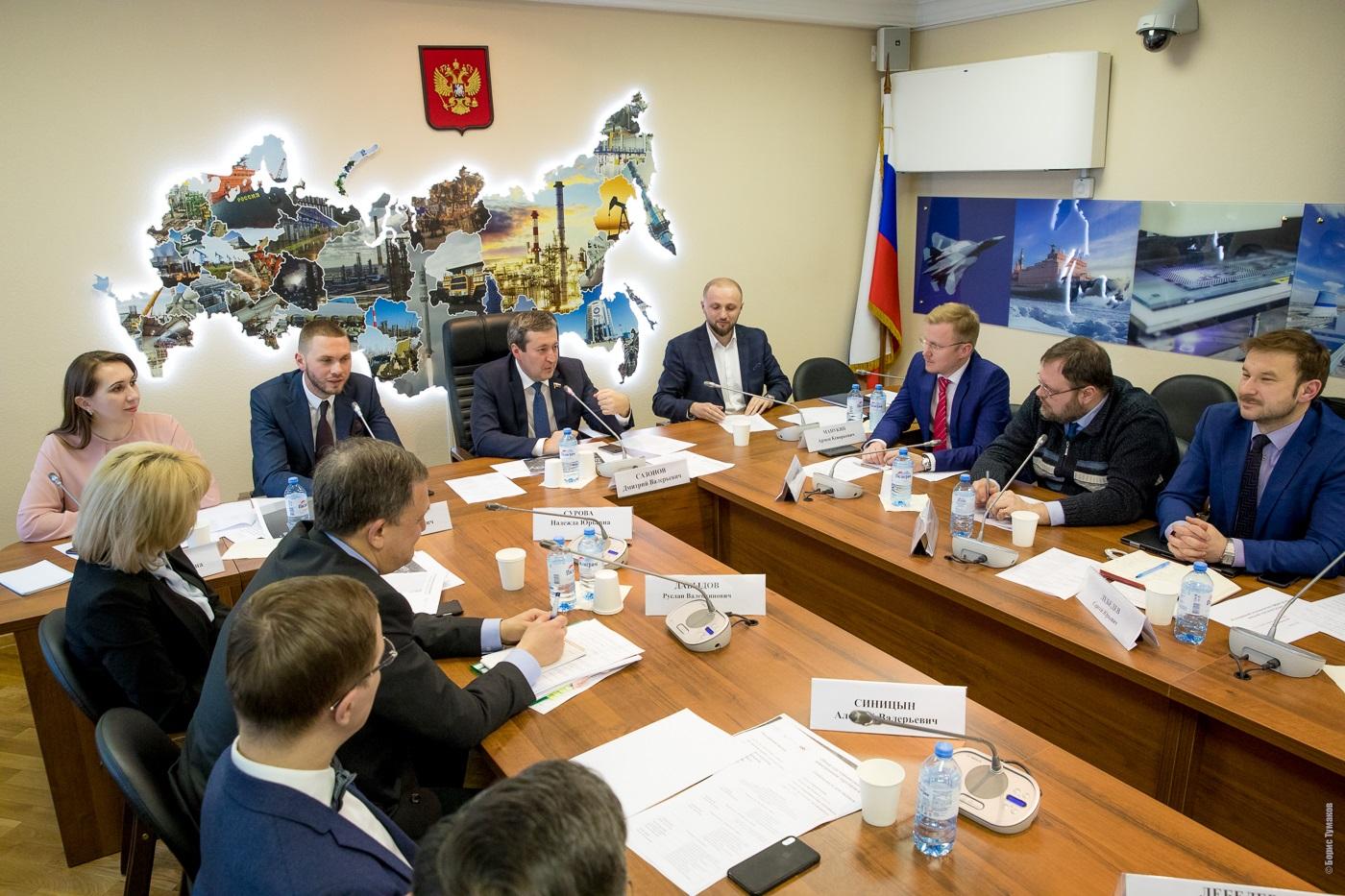 Обсуждение экспортной интернет-торговли в Государственной Думе РФ