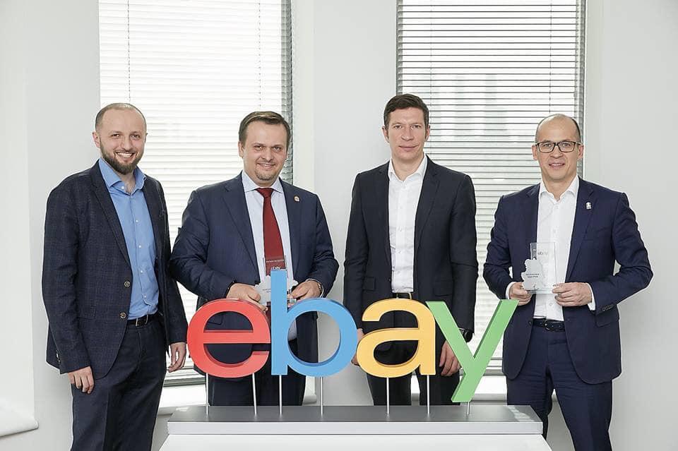 Армен Манукян, Илья Кретов, Андрей Никитин и Александр Бречалов