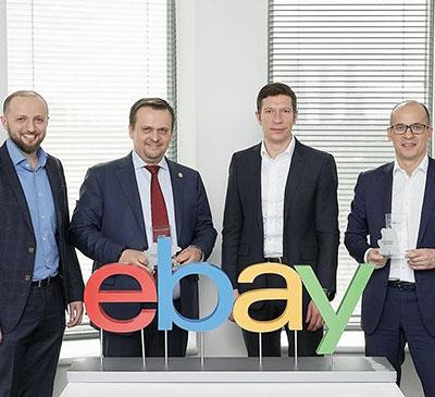 Совместно с eBay запущен проект «Регионы экспорта»