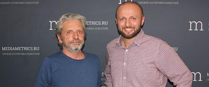 Александр Иванов НАДТ и Армен Манукян радио Mediametrics
