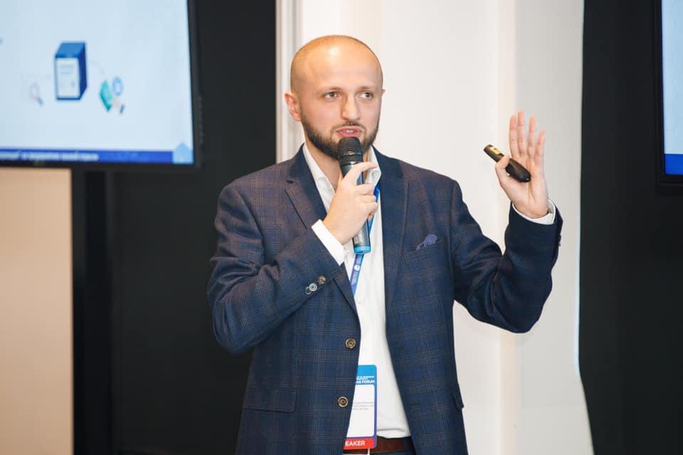 Выступление перед топ-менеджерами Газпром