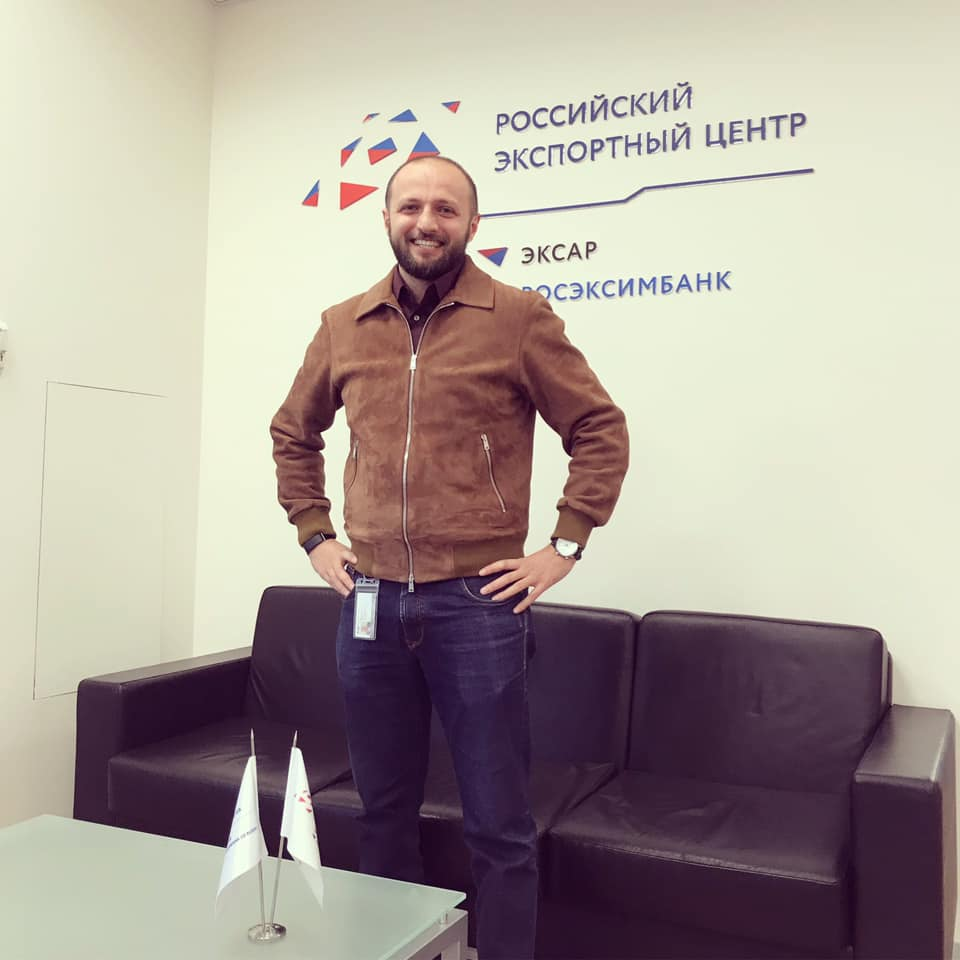 Уход из Российского экспортного центра (РЭЦ)